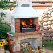 барбекю на открытом воздухе мясо в печи фото