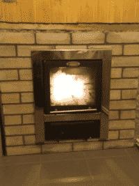 Банная печь Термофор