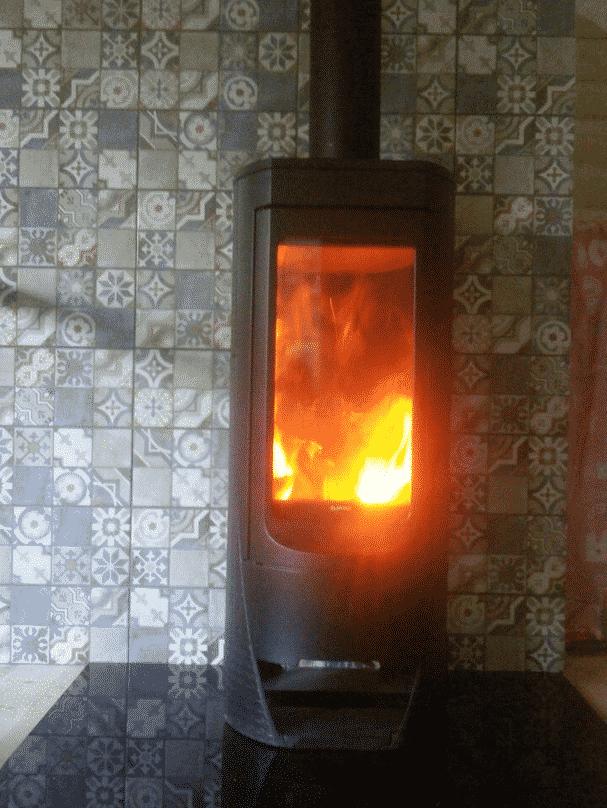 Печь-камин Supra