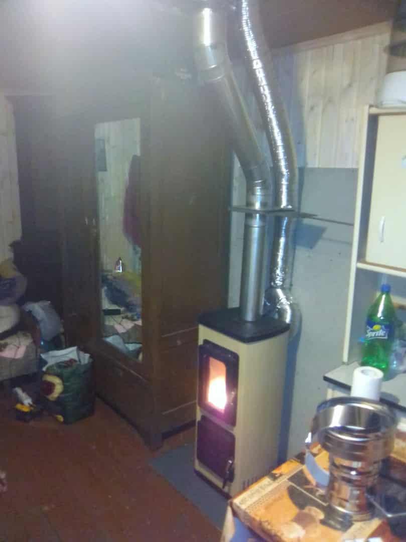 печка в доме красное село лен область