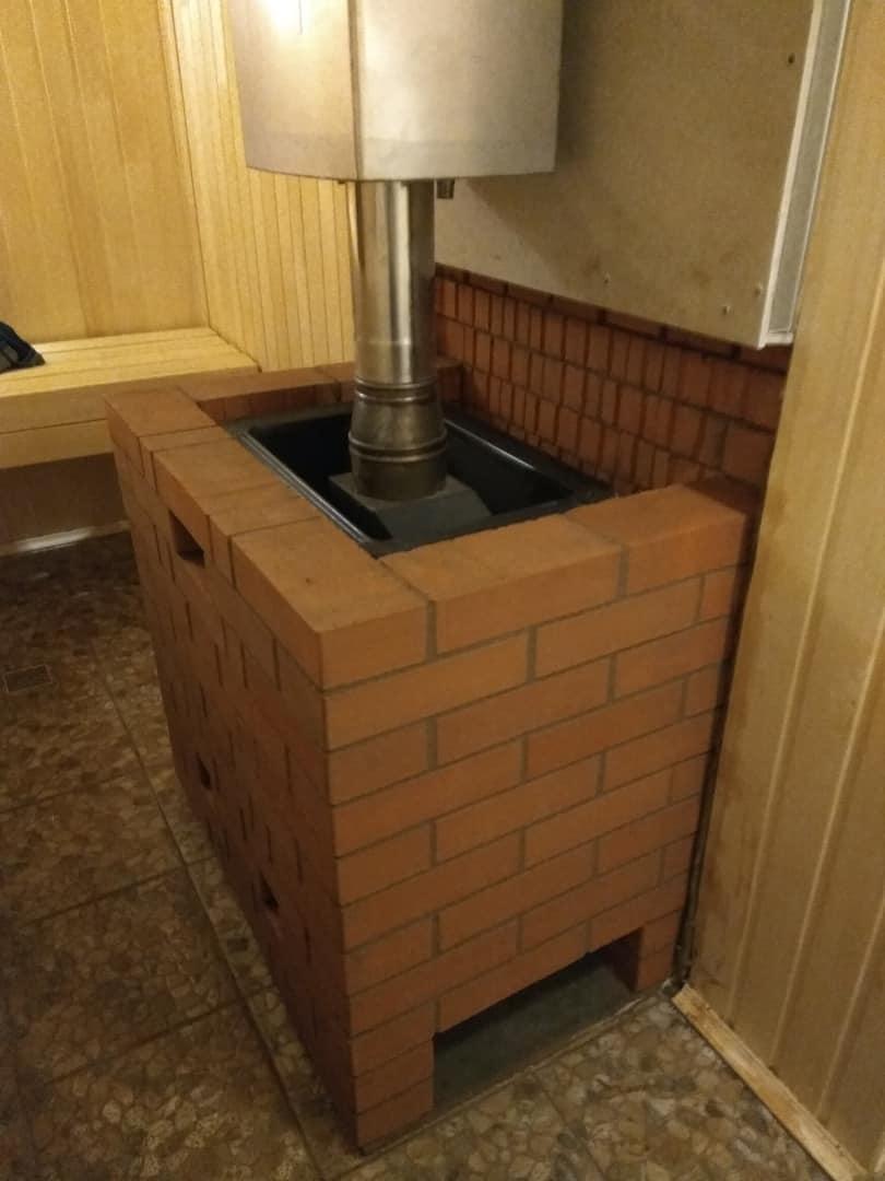 Банная печь Термофор Витрувия